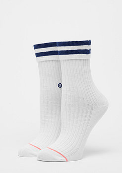Stance Uncommon Solids Anklet white