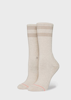 Stance Uncommon Solids Classic Crew natural
