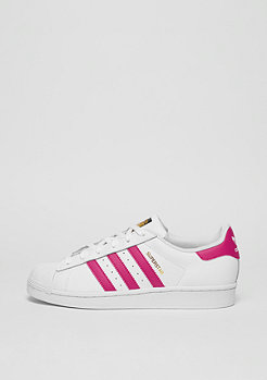 adidas Superstar Foundation white/bold pink/white