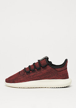 adidas Tubular Shadow core black/trace scarlet/chalk white
