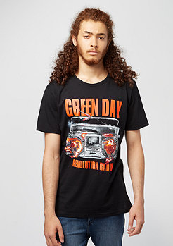 MERCHCODE Green Day Radio black