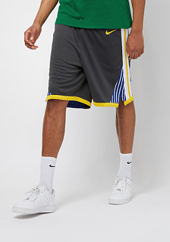 NIKE Basketball Golden State Warriors Swingman Short anthracite/white/amrillo/amarillo