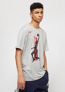 NIKE Basketball NBA Houston Rockets EXP Player dk grey heather