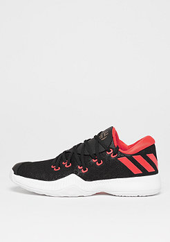 adidas Basketball Harden core black/white/hi-res red