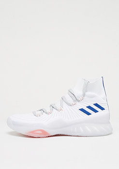 adidas Crazy Explosive white/blue/solid grey