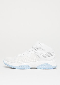 adidas Explosive Bounce white/silver metallic/solid grey