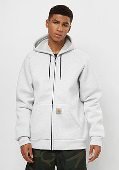 Car-Luxed Hooded ash heather/grey heather