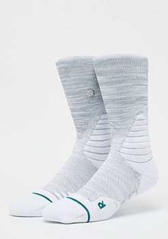 Stance Fusion Hoops Gameday Heather white