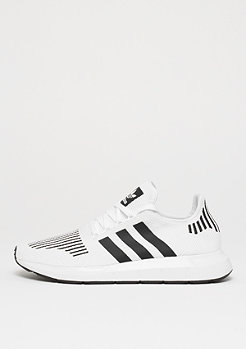 adidas Swift Run white/core black/medium grey heather