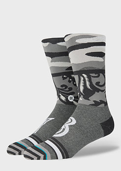 Stance Squad Camo Mix James Harden grey