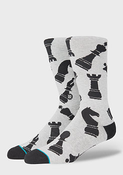 Stance Squad Chess Piece Klay Thompson heather grey