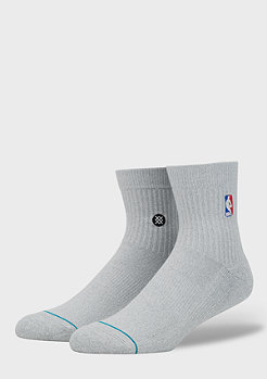 Stance NBA Arena Collection Logoman QTR heather grey