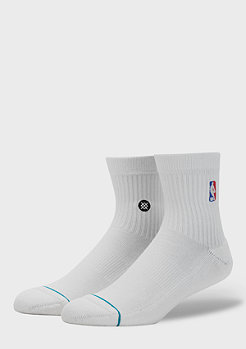 Stance NBA Arena Collection Logoman QTR white
