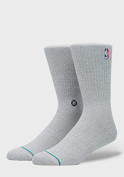 Stance NBA Arena Collection Logoman Crew heather grey