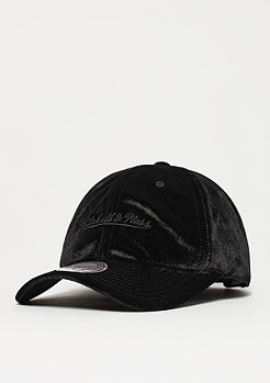 Mitchell & Ness Velour Slouch black