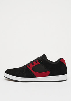 eS Accel Slim black/red/white