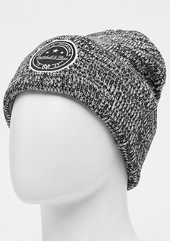 Mitchell & Ness Patch Cuff Knit black speckle/black