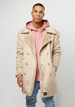 Sixth June Classic Oversize Shearling beige