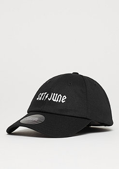 Sixth June Curved Cap