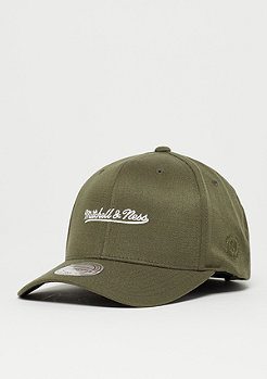 Mitchell & Ness 110 Camo & Suede olive