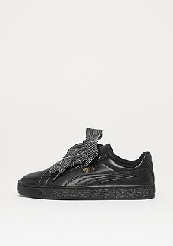 Puma Basket Heart black-black