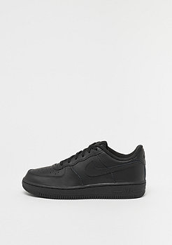 NIKE Air Force 1 (PS) black/black-black