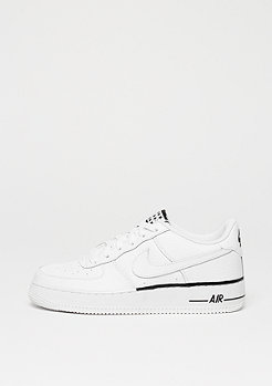 NIKE Air Force 1 (GS) white/white-obsidian