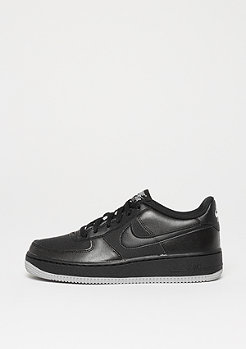 NIKE Air Force 1 LV8 (GS) black/black-wolf grey