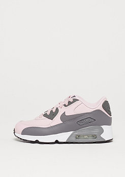 NIKE Air Max 90 Leather (PS) barely rose/gunsmoke-white-black