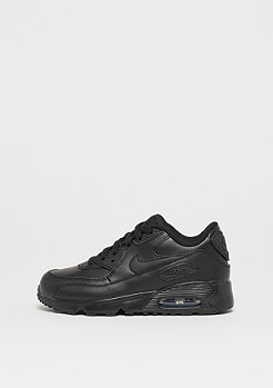NIKE Air Max 90 Leather (PS) black/black