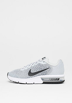 NIKE Air Max Sequent 2 (GS) pure platinum/black-cool grey-wolf grey