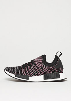 adidas NMD R1 STL PK core black/grey four/solar pink