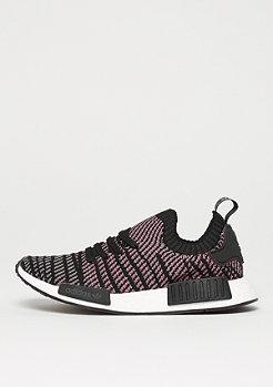 adidas NMD R1 STLT PK core black/grey four/solar pink