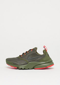 NIKE Presto Fly (GS) medium olive/sequoia-total crimson