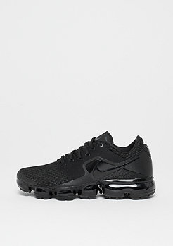 NIKE Running Air VaporMax (GS) black/black-dark grey-total crimson