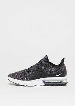 NIKE Running Air Max Sequent 3 (GS) black/white-dark grey