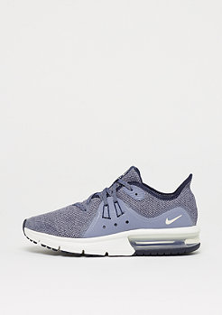 NIKE Running Air Max Sequent 3 (GS) obsidian/summit white-dark sky blue