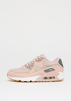 NIKE Wmns Air Max 90 particle beige/moon particle-gunsmoke