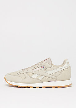 Reebok CL Leather TL cork/chalk/ex.red/gum
