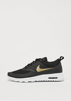 NIKE Air Max Thea black/metallic gold-white