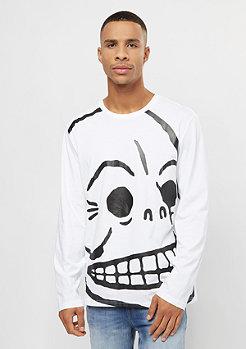 Cheap Monday Standard Huge Skull white