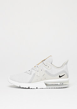 NIKE Wmns Air Max Sequent 3 pure platinum/black-white