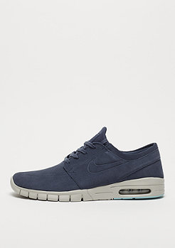 NIKE SB Stefan Janoski Max Leather thunder blue/thunder blue/light b
