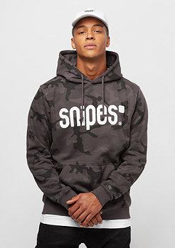 SNIPES Basic Logo stone camo