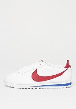 NIKE Classic Cortez Leather white/varsity red/varsity royal