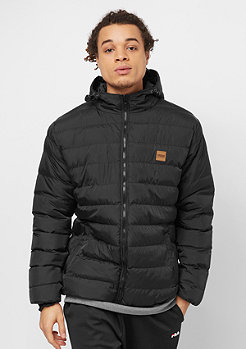Urban Classics Basic Bubble Jacket black/black