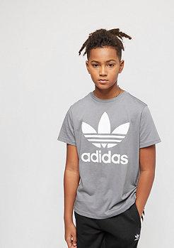 adidas J Trefoil grey/white