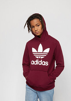 adidas Trèfle Junior collegiate burgundy/white