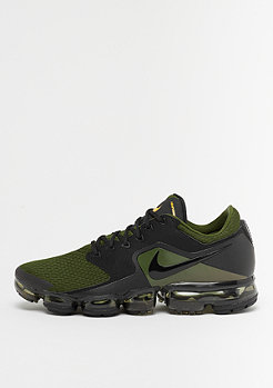 NIKE Air VaporMax black/black/sepia stone/legion green