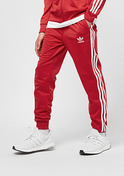 adidas Junior SST Pants scarlet